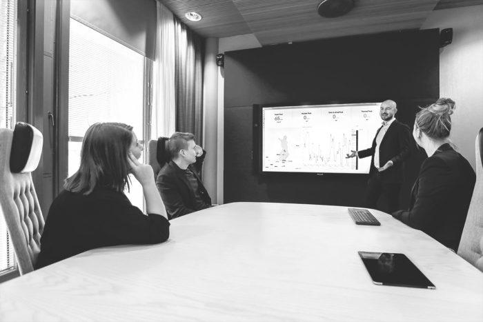 Cubiq Roundtable: Yritysjohdon kutsutilaisuus