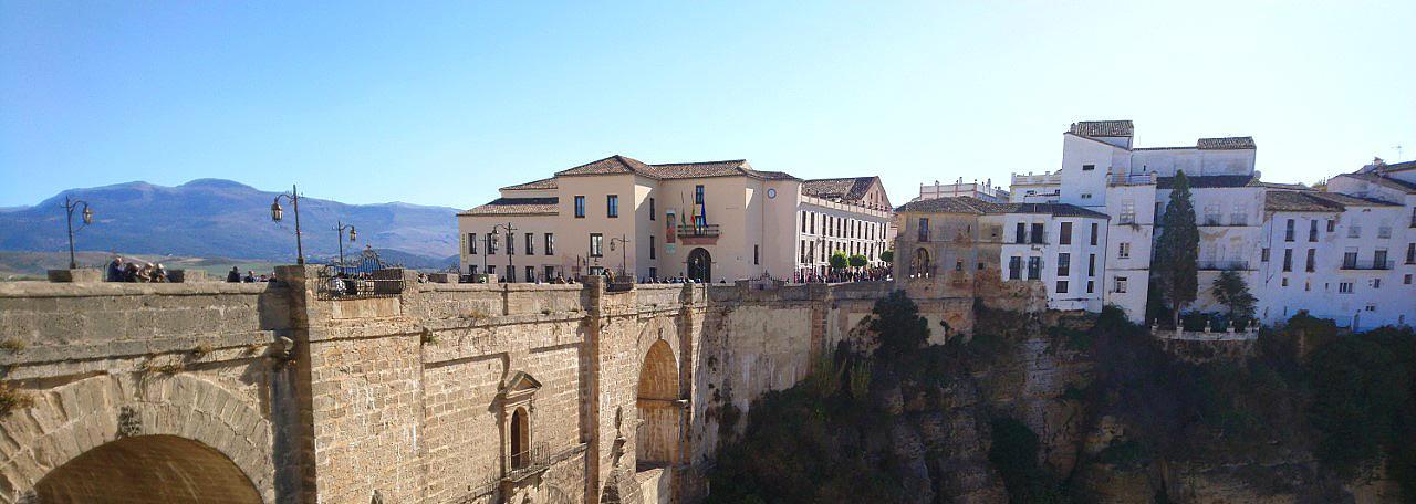 Etätöitä Espanjassa
